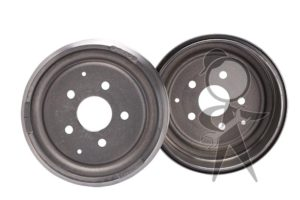 Brake Drum, Rear, w/o Hub - 211-609-615 IT