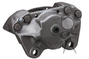Brake Caliper, Left, w/o Pads, Rebuilt - 211-615-107 X