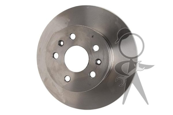 Brake Rotor, Front, L or R - 211-615-301 A GR