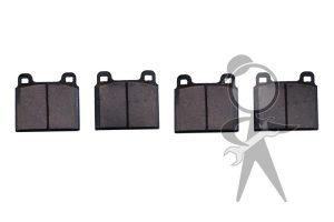 Brake Pad Set, Disc, Front - 211-698-151 F