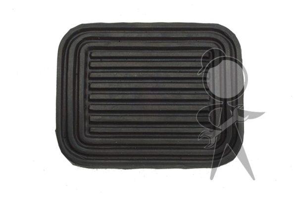 Pedal Pad, Brake & Clutch - 211-721-173