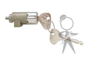 Lock Cyl w/Keys, Sliding Door - 211-843-710 GR
