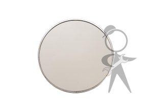 Mirror Head Only, Round, Type 2 - 211-857-513