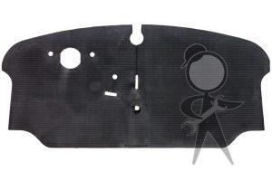 Floor Mat, Rubber, Frt Cab, Manual Tran - 211-863-711 G