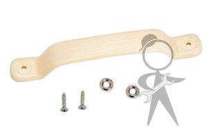 Grab Handle, Ivory, Frt Cab Drs, L or R - 211-867-161 IV
