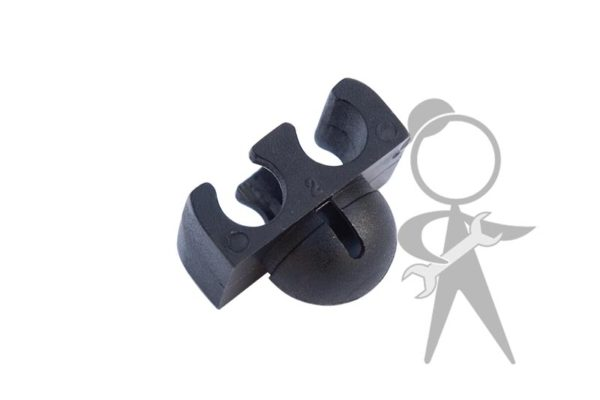 Ignition Wire Clip, 2 Slot Style - 211-905-451