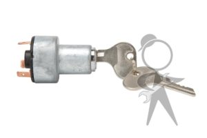 Switch, Ignition w/Keys - 211-905-811 C