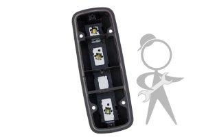 Bulbholder Assy, Tail Light, 3 Bulb Style - 211-945-231