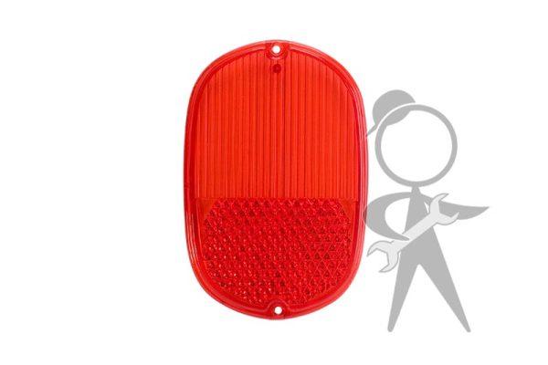 Lens, Tail Light, Red - 211-945-241 G