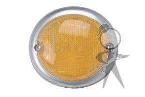 Lens, Turn Signal, Left - 211-953-161 B