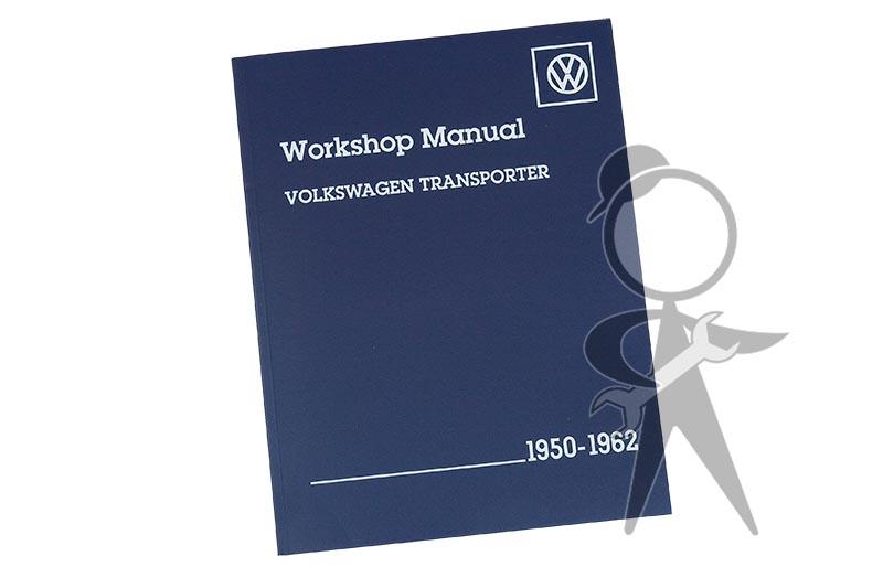 Bus Workshop Manual, Type 2 50-62