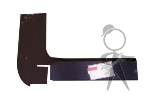 Wheelhouse Inner Rear Panel, Left - 221-801-507