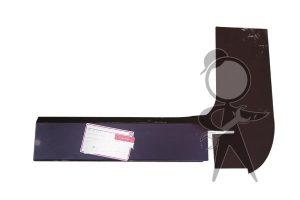 Wheelhouse Inner Rear Panel, Right - 221-801-508