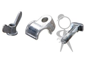 Clamp Kit, Rear Seat to Floor - 221-898-825 A