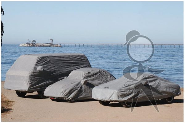 Vanagon Car Cover, Ultimate 4 Custom Ft - 251-007-150