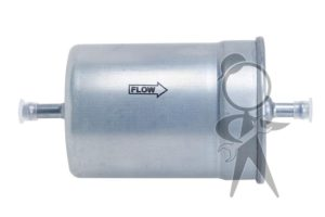 Fuel Filter, Bosch Metal Cannister - 251-201-511 A