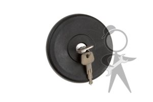 Gas Cap, Locking w/Keys - 251-201-551 C GR