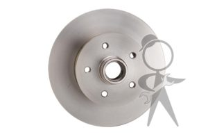 Brake Rotor w/Hub, Front - 251-407-617 A IT