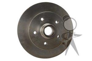 Brake Rotor, Front, ATE - 251-407-617 K ATE