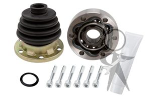 CV Joint Kit w/Boot & Hardware In/Outer - 251-598-101