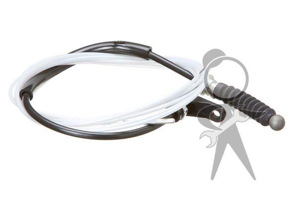 Accelerator Cable, 3005mm, Auto Trans - 251-723-555 E GR