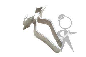 Clip (Metal), Bumper Impact Strip - 251-807-249