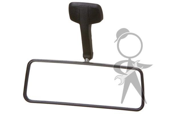 Mirror, Interior, Black - 251-857-501 C BK