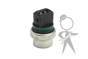 Sensor, Coolant Temp For Gauge, Black - 251-919-501 D