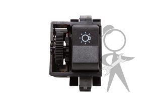 Switch, Headlight - 251-941-531 M