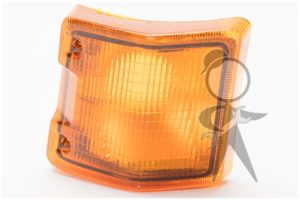 Lens & Housing, Front Turn, Euro, Right - 251-953-142 A
