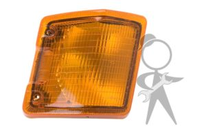 Lens & Housing, Front Turn Signal, Right - 251-953-142 B
