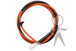 Cable, Speedometer, 2240mm, Push-On Type - 251-957-803 E