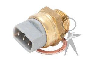 Switch, Radiator Fan, 3 Term Dual Stage - 251-959-481 K