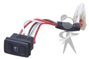 Switch, Power Window, Right Non Lighted - 251-959-858 NL