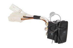 Switch, Power Window, Left Front - 255-959-855 B