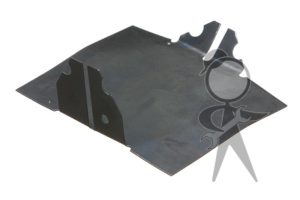 Cylinder Air Deflector Tin, 10mm Stud - 311-119-317 A