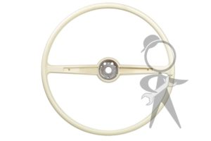 Steering Wheel, Ivory - 311-415-651 C IV