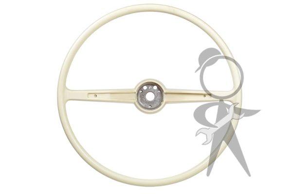 Steering Wheel, Ivory - 311-415-651 C IV