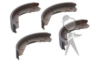 Brake Shoe Set, Rear - 311-609-537 E