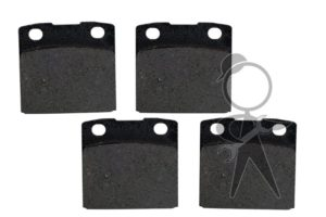 Brake Pad Set, Disc, Dual Pins - 311-698-151 A