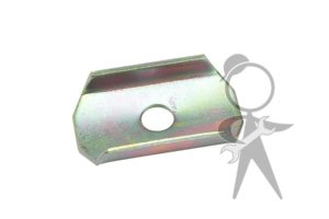 Body-to-Pan Bolt Plate - 311-899-131