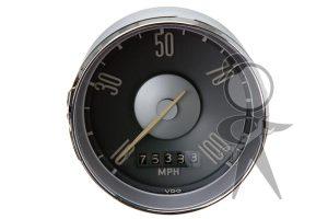 Speedometer w/o Trip Odometer (Miles) - 311-957-023 CX