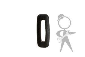 Trim Plate, Seat Back Release Knob, OEM - 371-881-607 OE