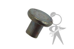Rivet, Hub Cap Clip, Round Head - N134071