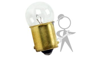 Bulb, Single Contact, Small, 6v - N177181