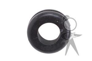 Grommet, Rubber, 8mm ID - N200921