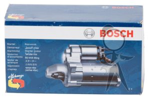Starter, 6V Bosch Remanufactured - SR11X