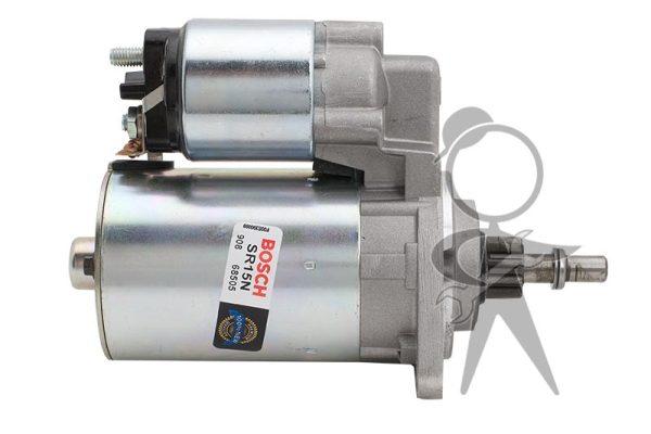 Starter, 12V Bosch New - SR15N