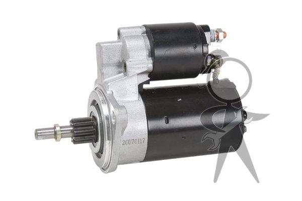 Starter, 12V, Non-Bosch New - SR15NC