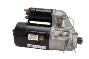 Starter, 12V Bosch Remanufactured - SR17X